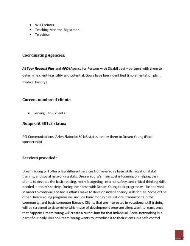 Wifi business plan