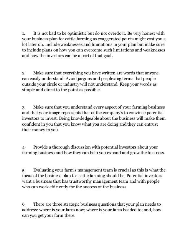 Cattle farm business plan sample softballconcentrate cattle farm business plan sample accmission Choice Image