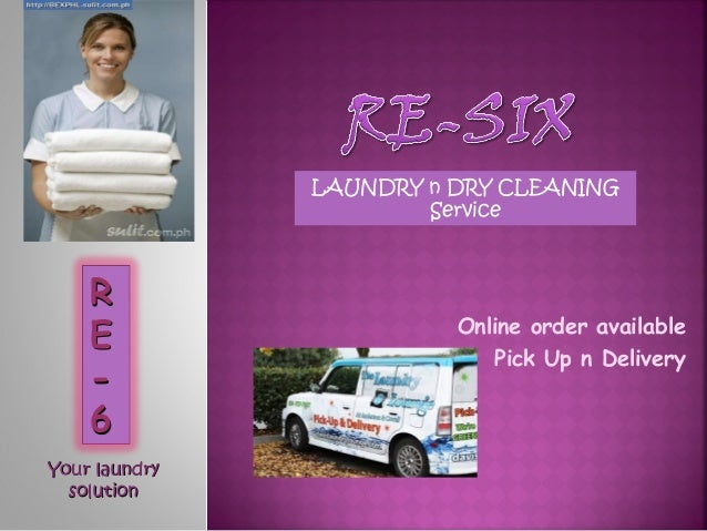 Business plan for laundry and dry cleaning