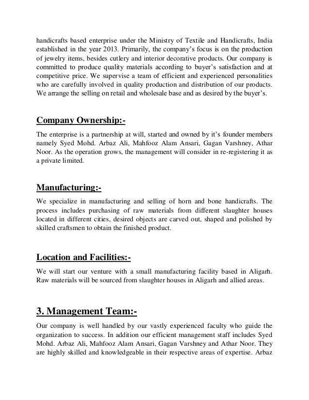 Interior design company structure company profile for Business plan for interior design company