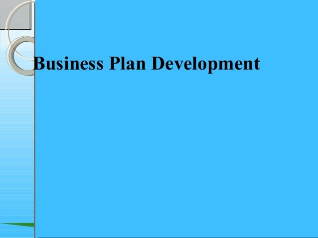 Business plan ppt by babasab patil