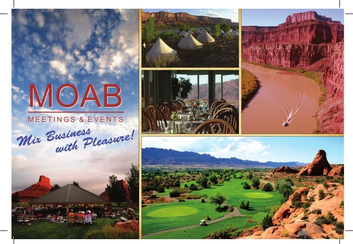 MOAB MEETINGS & EVENTS