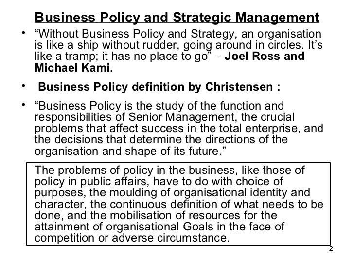 strategic management essay imaxs