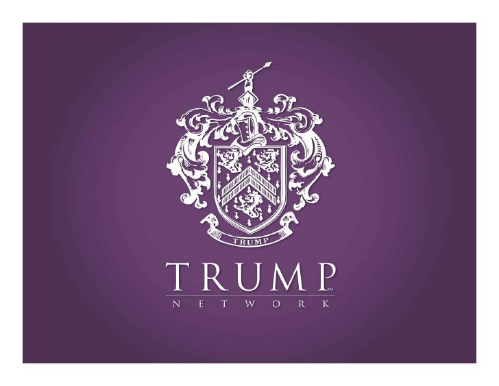 Trump Network Opportunity Presentation