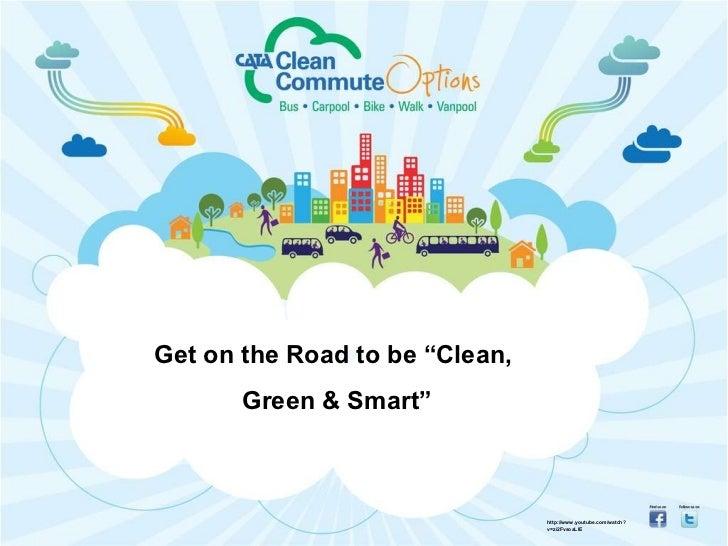 Green Business presentation 2011