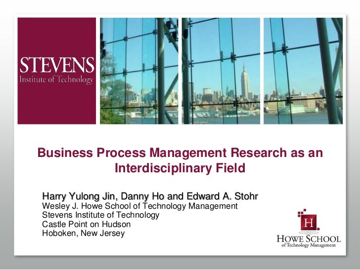 Business process management research paper