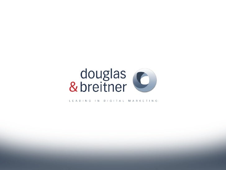 Business Profile Douglas & Breitner V1110