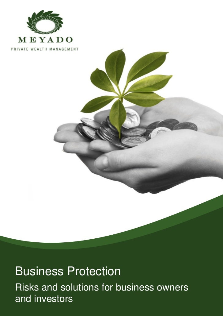 Business protection booklet