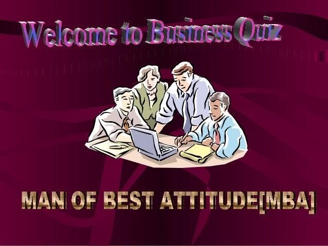 Business quiz (1)
