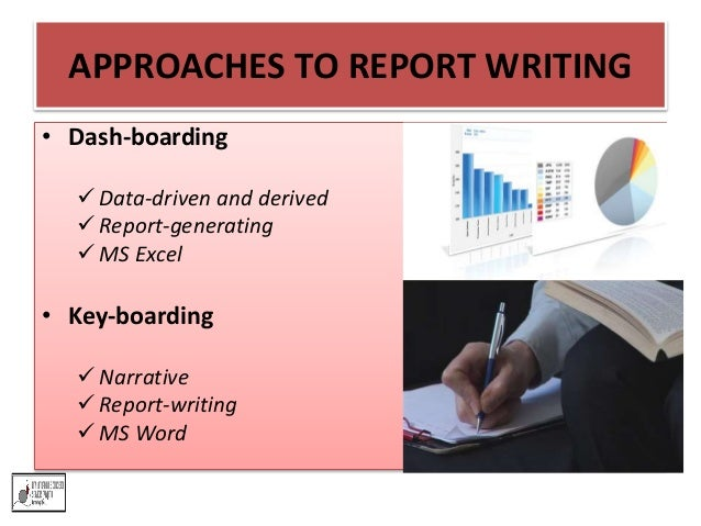 professional report writing services