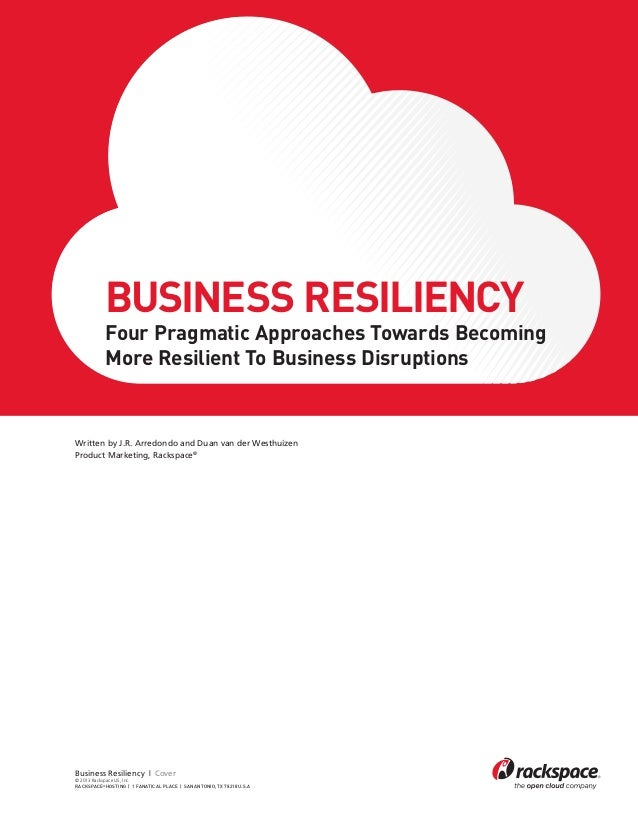 Business Resiliency