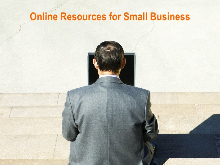 Online Resources for Small Business