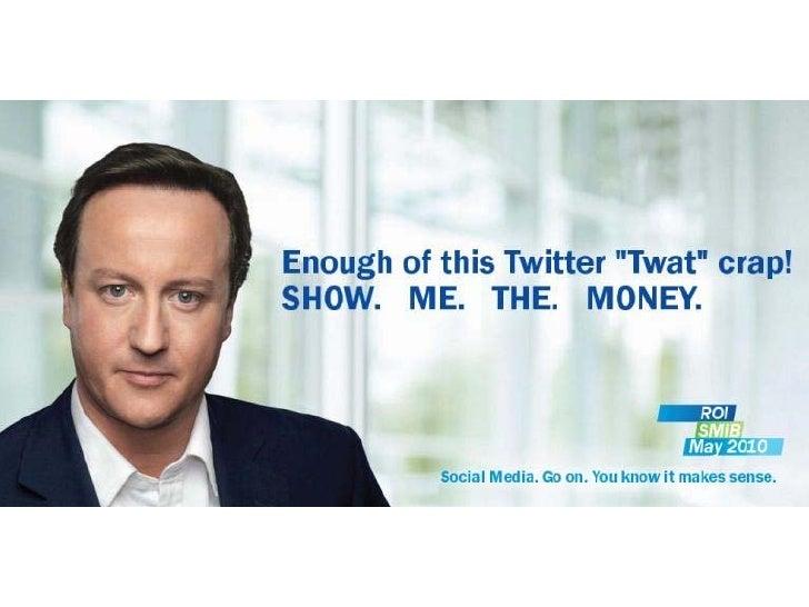 Business ROI of Social Media