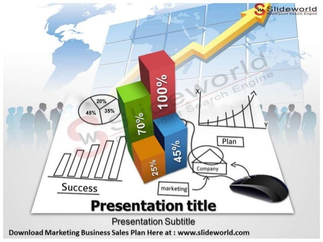 Business marketing plan powerpoint presentation online