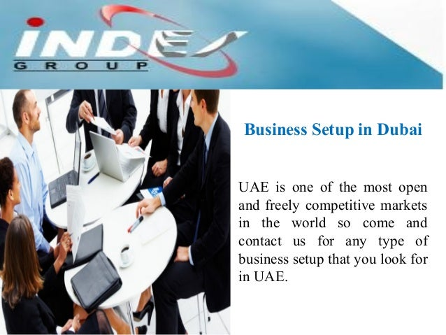 Business Setup Consultants in Dubai.