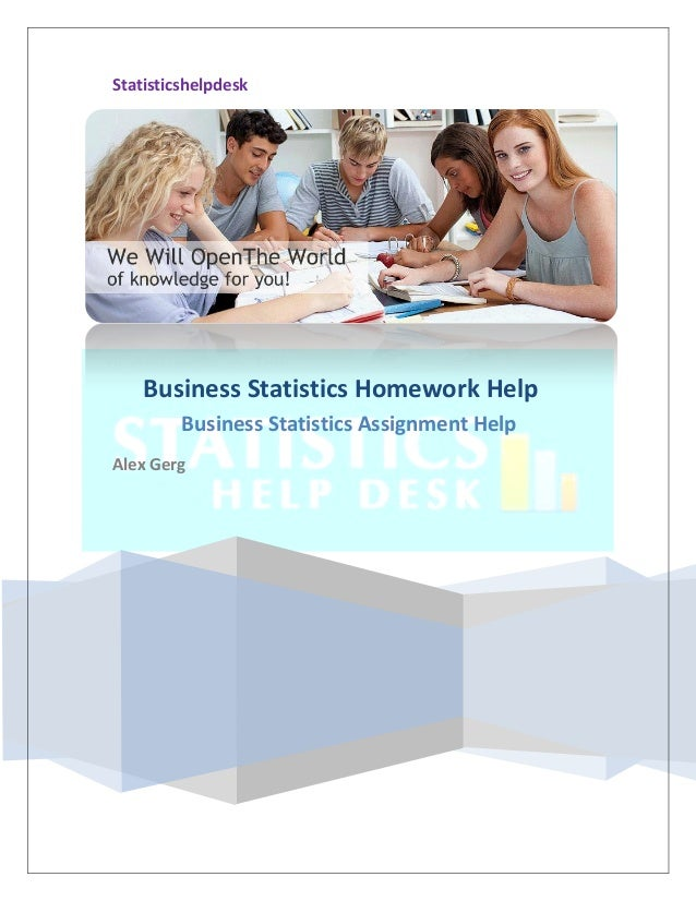 statistics help online You can also email your stat problems to help@teddycancom or call toll free 866-930-6363 for free statistics help tutorteddy offers free statistics help and.