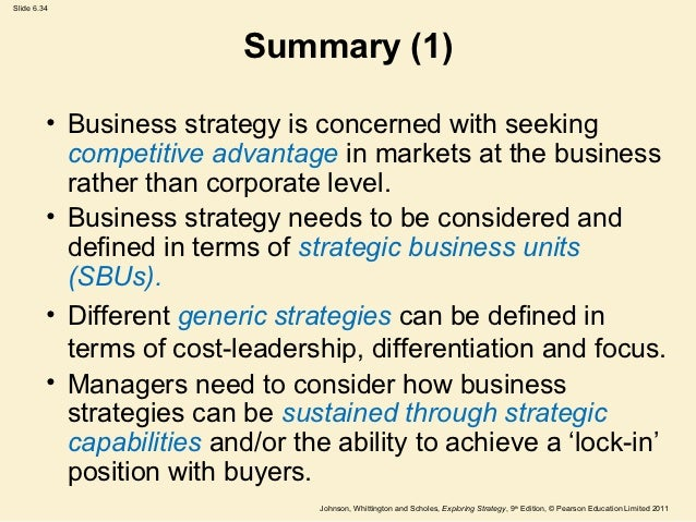 whittington four generic approaches to strategy Whittington's approach to strategy[1]  theories of strategy by richard whittington  the way he has done so is to place certain approaches to strategy in four.