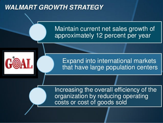 walmart growth strategy Walmart is also calling for 2 percent us same-store sales growth this year   wayne duggan is a freelance investment strategy reporter with a.