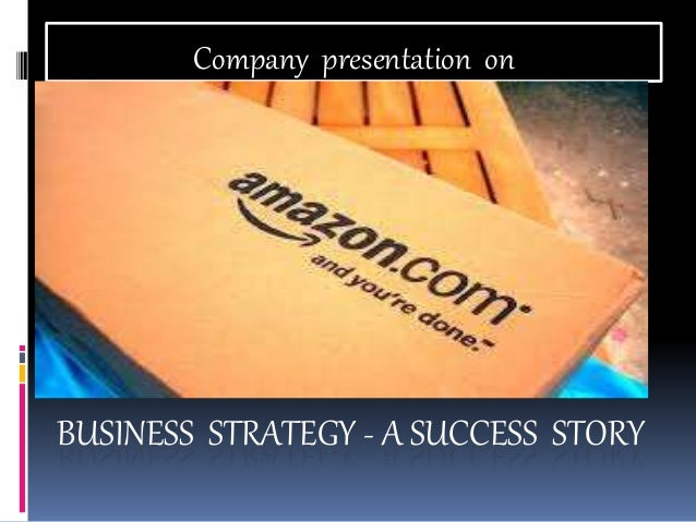 amazon business strategy 1 Assistir ao vídeo amazon documents reviewed by bloomberg news  the new business will locate amazon at the  amazon laid out its logistics strategy in.