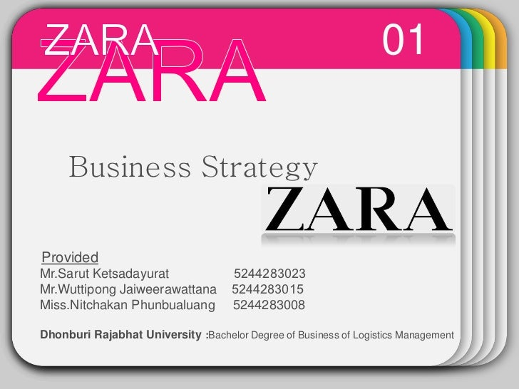 zara strategy Zara's external and internal enviroment this presentation covers the main characteristics of zara, a general view of fast fashion indystry, porters' five forc.