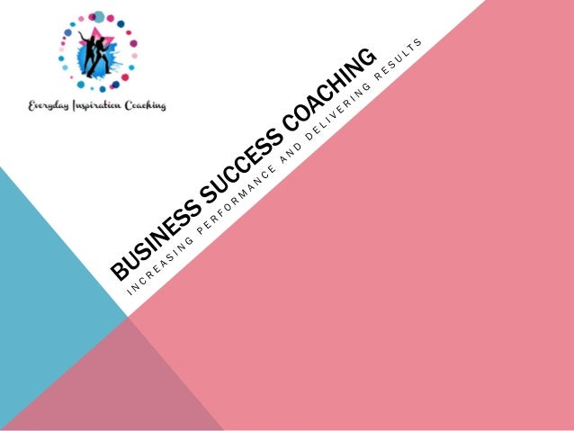 Business Success Coaching by Larissa Halls