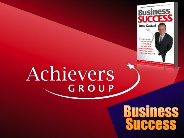 Business success extended presentation