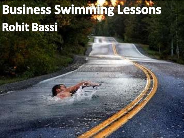 Business Swimming Lessons