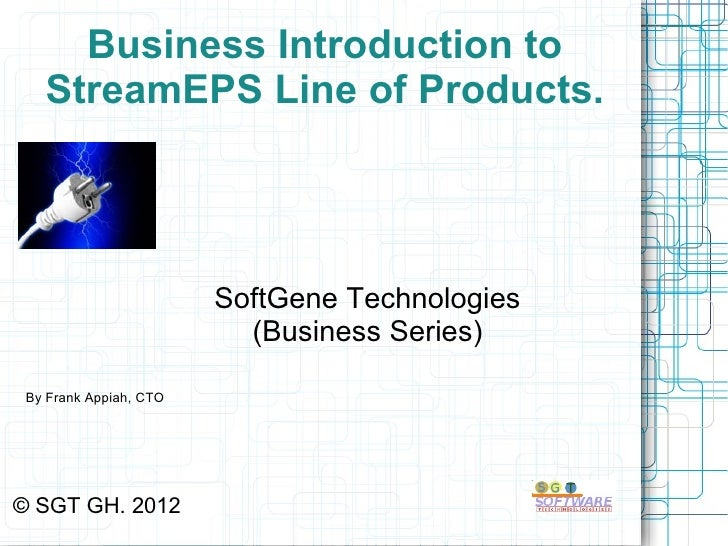 Business Technology Brief