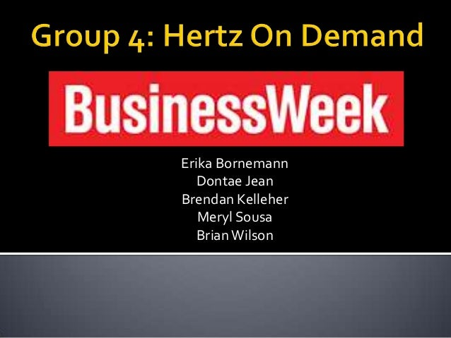 Businessweek Article Presentation (MKT Intell&Tech)