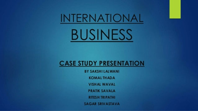 cases in international finance case studies