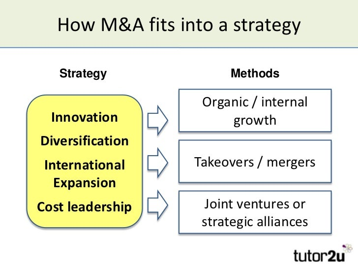 mergers and takeovers essay Consequently, tender offers are used to carry out hostile takeovers the acquired firm will continue to exist as long as there are minority stockholders who refuse the tender from a practical standpoint, however, most tender offers eventually become mergers, if the acquiring firm is successful in gaining control of the target.