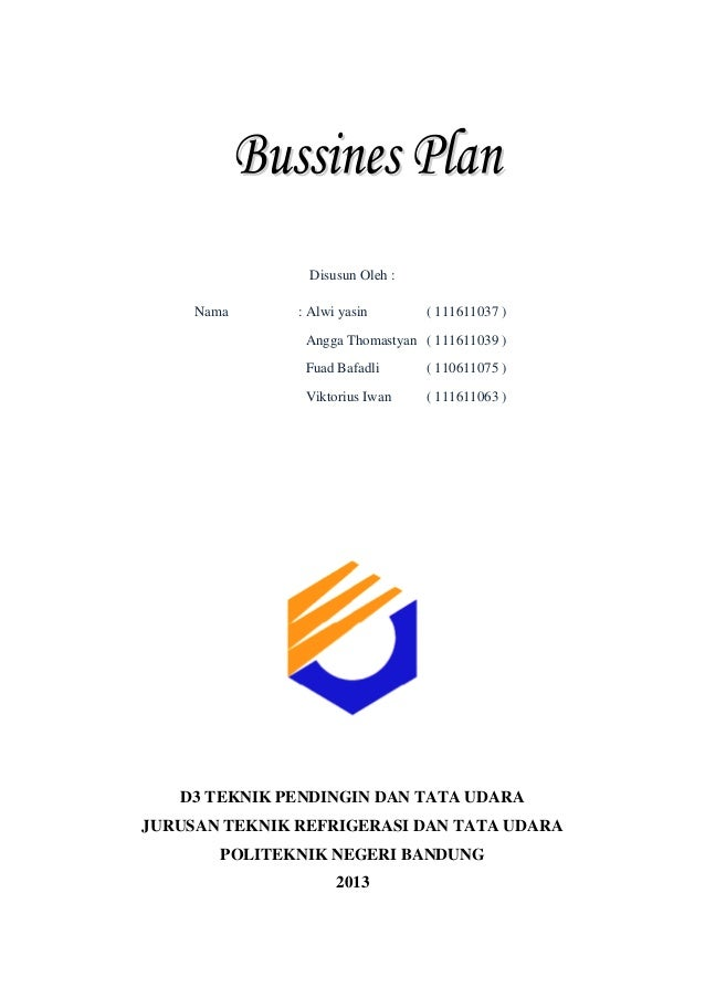 Bussines plan
