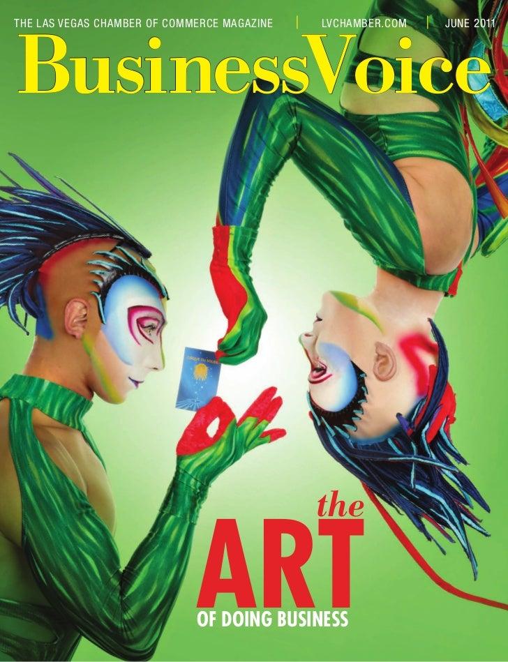 Business Voice June 2011