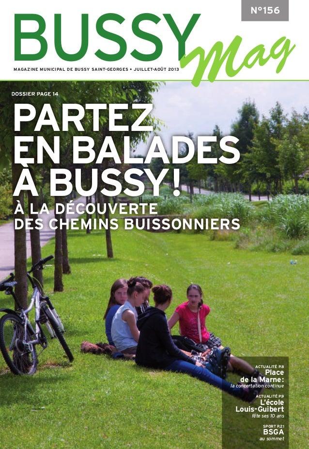 ACTUALITÉ P.8 Place de la Marne: la concertation continue ACTUALITÉ P.9 L'école Louis-Guibert fête ses 10 ans SPORT P.21 B...