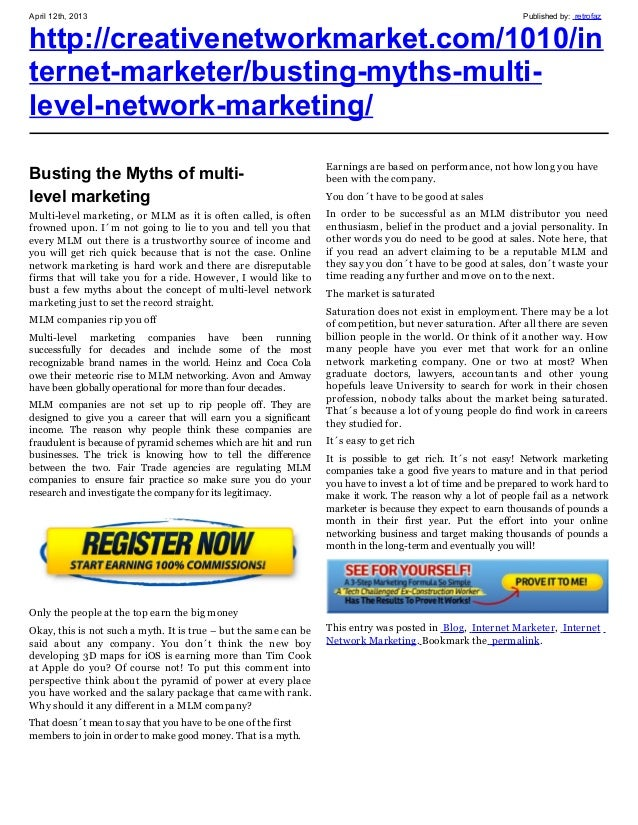 Busting the myths_of_multi-level_network_marketing_new