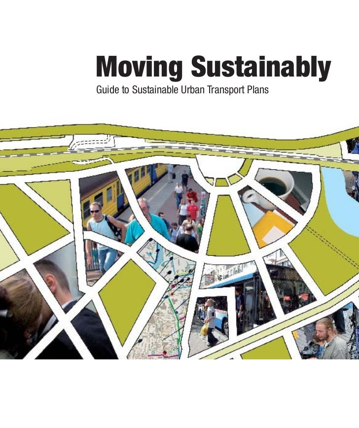 Moving SustainablyGuide to Sustainable Urban Transport Plans