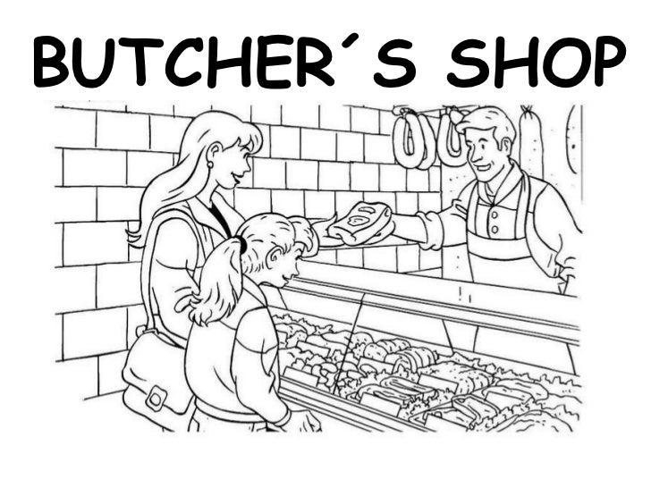 Butcher's vocabulary