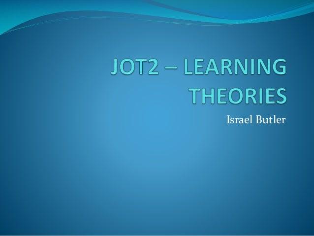 JOT2 Activity