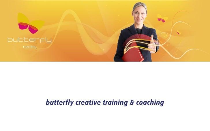 butterfly creative training & coaching