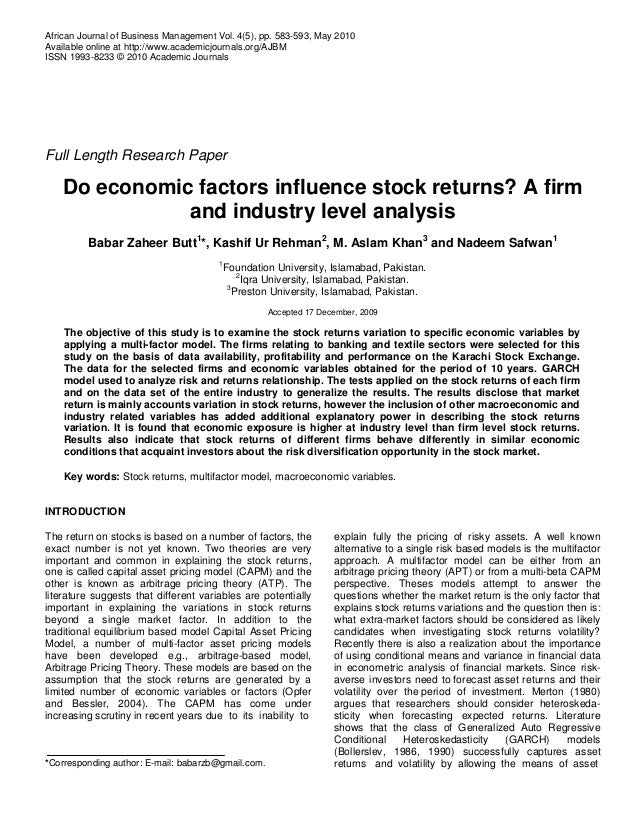African Journal of Business Management Vol. 4(5), pp. 583-593, May 2010Available online at http://www.academicjournals.org...