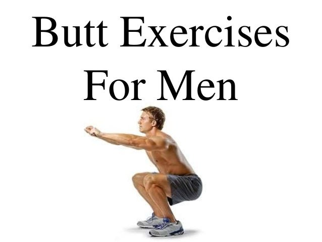 Men Butt Exercise 100