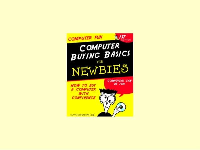 Buy computers