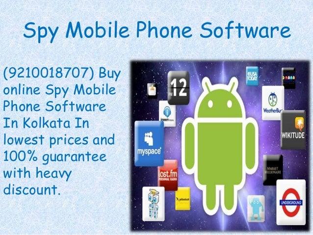 Spy Mobile Phone Software(9210018707) Buyonline Spy MobilePhone ...