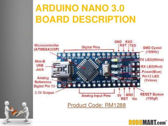 Buy arduino nano by robomart