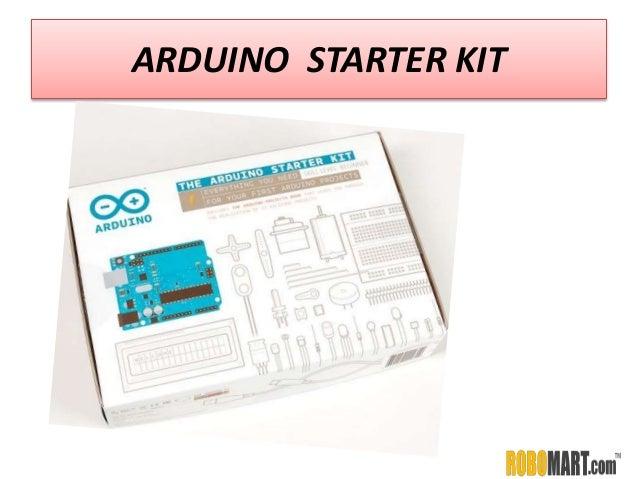 Buy arduino starter kit india by robomart