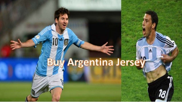 Buy Argentina Jersey