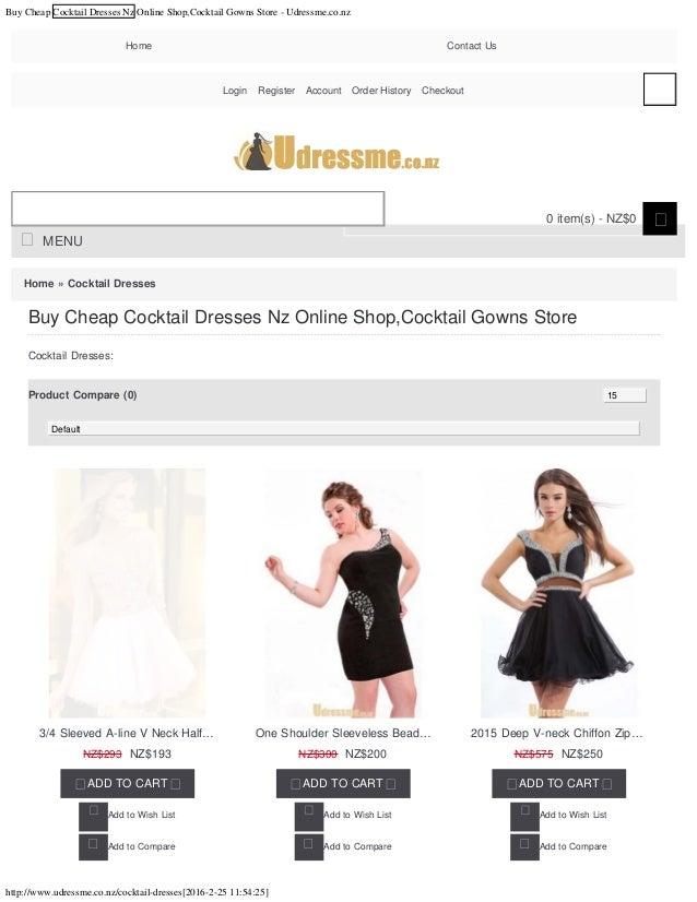 Cocktail Dresses Nz Online Shop 94