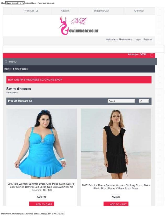Buy Cheap Swimdress Nz Online Shop
