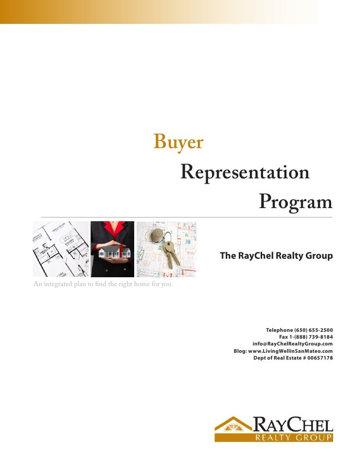San Mateo Exclusive Home Buyer Representation Program