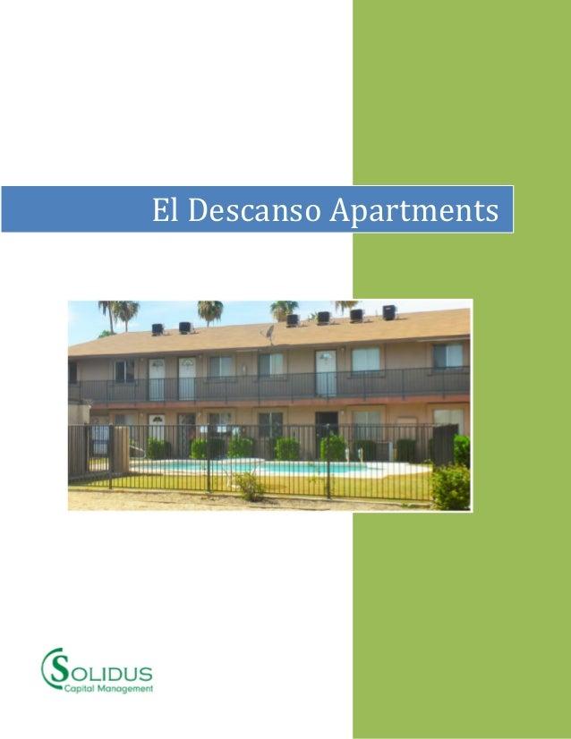 El Descanso Apartments